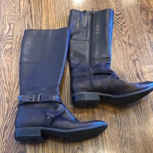 Nine West Genuine Leather Boots